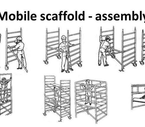 Scaffold builder course 3