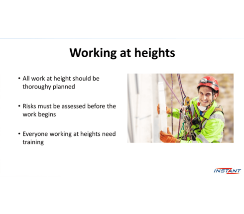 Scaffold builder course 2-5 2