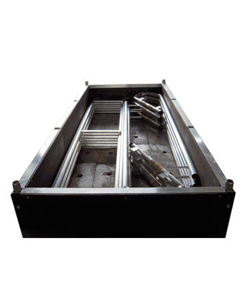 Roof Safety System Transportation Box 2