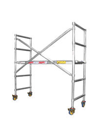 INSTANT Snappy 400 alloy tower scaffold