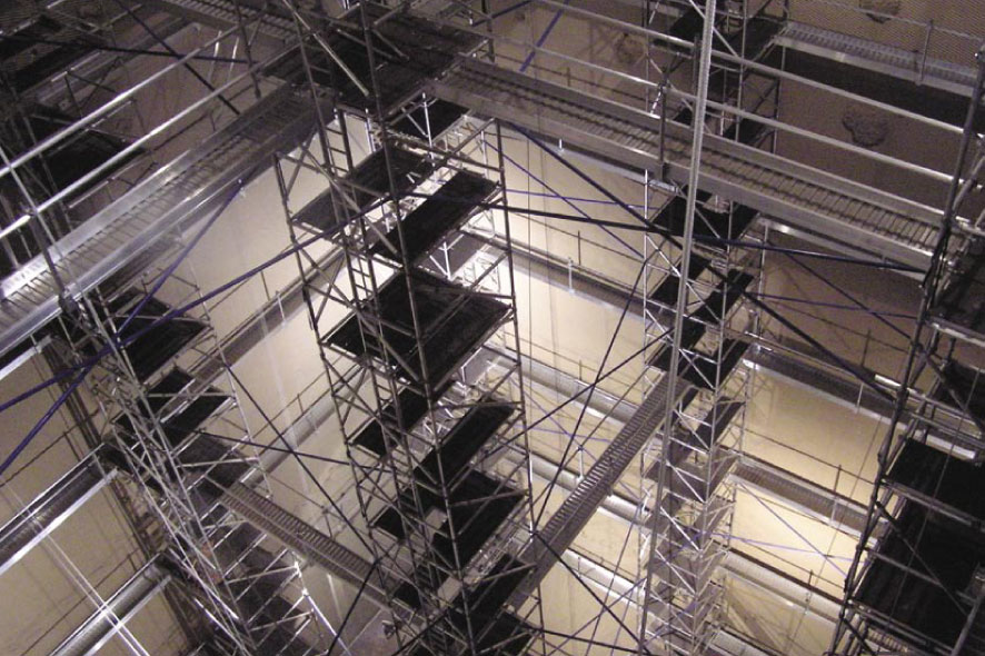 Snap On Scaffolding : Instant snap out scaffold special scaffolds