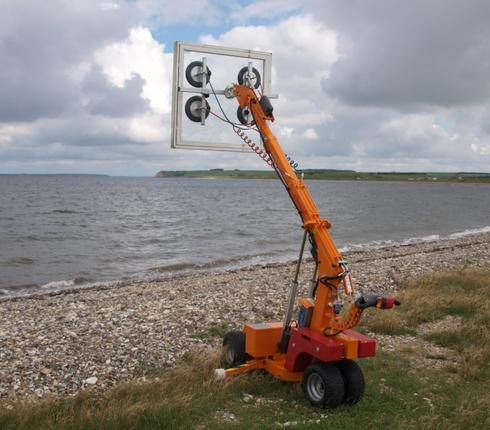 Handling equipment Smart Lift SL380 Outdoor High Lifter 9