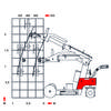 small_Handling equipment Smart lift SL580 diagram